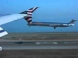 Одновременная посадка двух самолетов