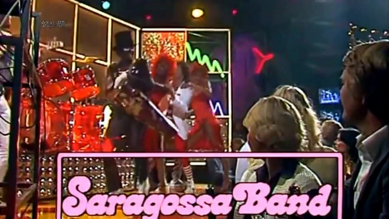 Saragossa Band -Ginger Red - Full HD -