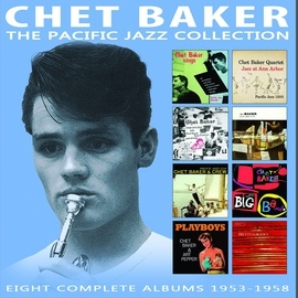 Chet Baker альбом The Pacific Jazz Collection