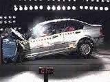 Crash Test of 2001-2005 BMW 3 Series wsab