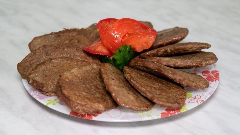 Печеночные оладьи рецепт из куриной печени » Freewka.com - Смотреть онлайн в хорощем качестве