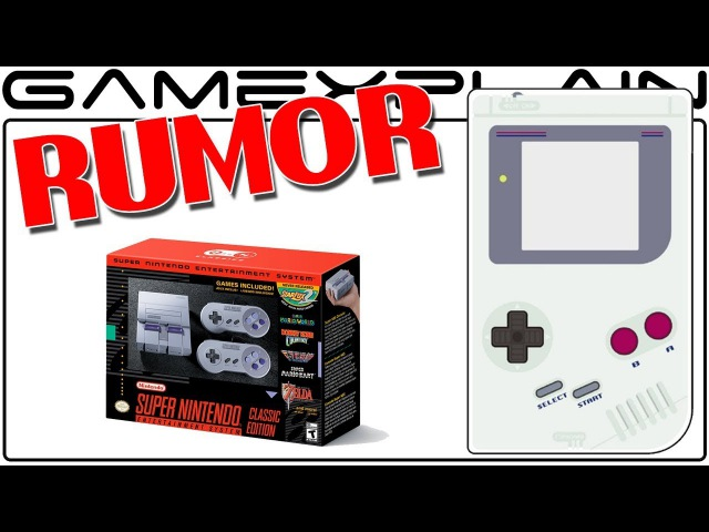 RUMOR New Nintendo Trademark Could Indicate a Game Boy Classic
