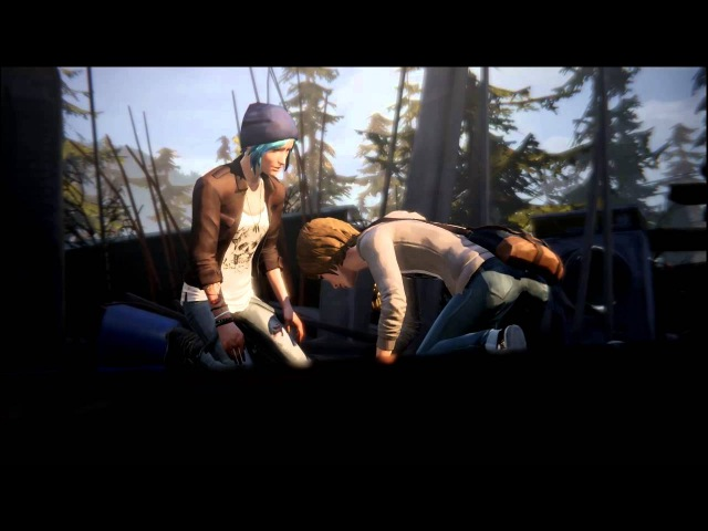 [SPOILER !] CHLOE AND MAX FINDS RACHEL [LIFE IS STRANGE EP.4] 60 FPS