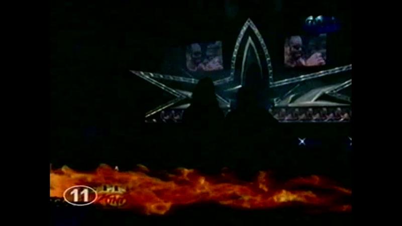 Титаны реслинга на ТНТ и СТС WCW Nitro June 07 1999