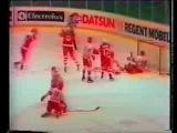 Чемпионат мира по хоккею 1981, Швеция, финальный турнир за 1-4 места , СССР-Канада, 4-4, 1 место