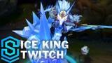Ice King Twitch Skin Spotlight - Pre-Release - League of Legends