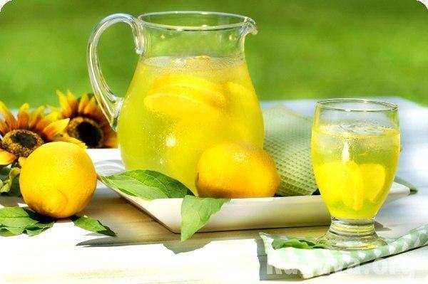 Как приготовить воду для похудения с лимоном