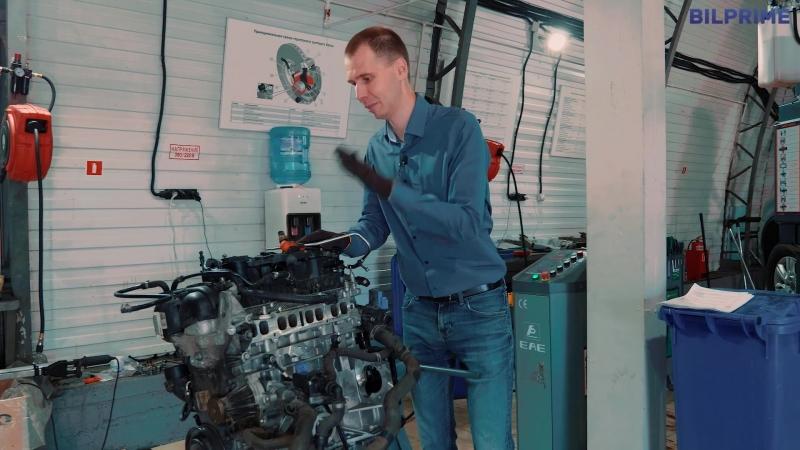 Легендарный двигатель Volvo 1.6 turbo (1,6 EcoBoost от Ford)