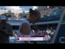 С Кузнецова A Петкович 6 2 6 2 Semi Final Citi Open 2018