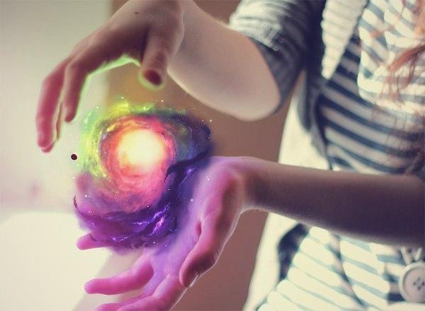 Волшебство своими руками фото