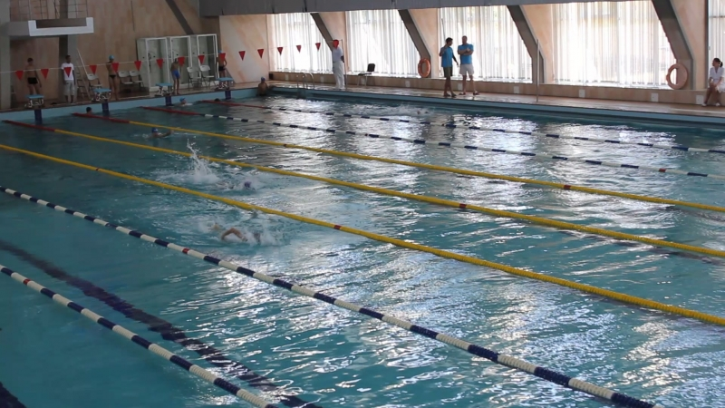 плавание мальчики Орлёнок