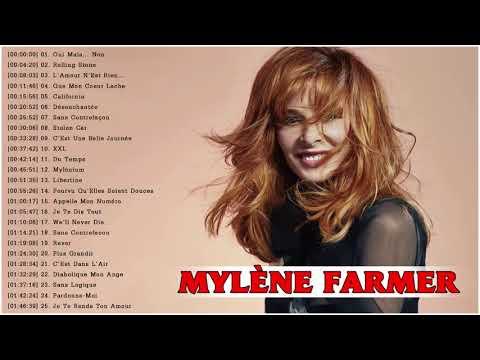 Mylène Farmer Greatest Hits Full Album - Les meilleures chansons de Mylène Farmer