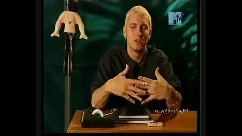 «Кто такой Эминем» (специально для MTV) | «Star Трек Eminem» (биография рэпера) | на русском языке
