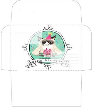 конверты для распечатки - фото 3