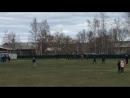 Эстафета 4×100 метров мальчики 2018