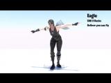 New Eagle Emote Animation - Price 500 V-Bucks - Description Believe you can fly - Fortnite FortniteBR Fortniteleaks