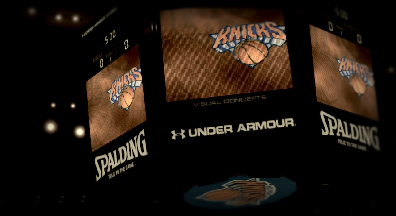 NBA2K14 Madison Square Garden