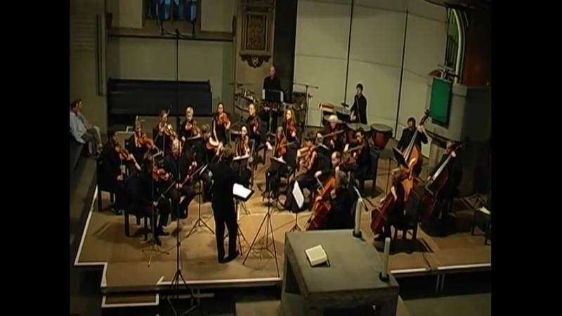 Kay Johannsen Concerto for organ strings and percussion Version with Video смотреть онлайн без регистрации