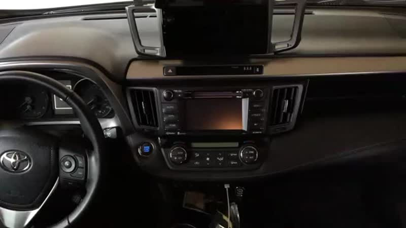 101 Android 80 Head Unit DIY Installation - Toyota_