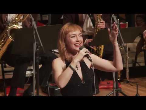 Анна Бутурлина 'S Wonderful Старый Новый год с джаз оркестром имени Олега Лундстрема 2019