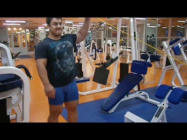 упражнение на вращательную манжету плеча