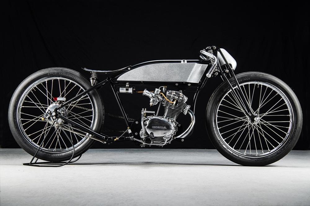Sabotage Motorcycles: боард-трекер Douglas