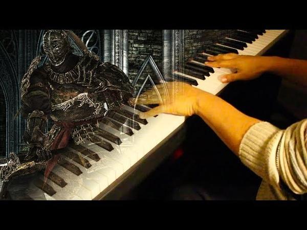 Sir Alonne Dark Souls II on Piano