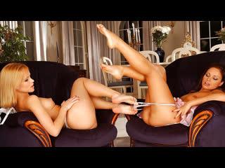 Jo & szilvia lauren | hd porn, lesbian, foot fetish, feet, worship, natural tits, heels, legs, big ass, домашнее видео