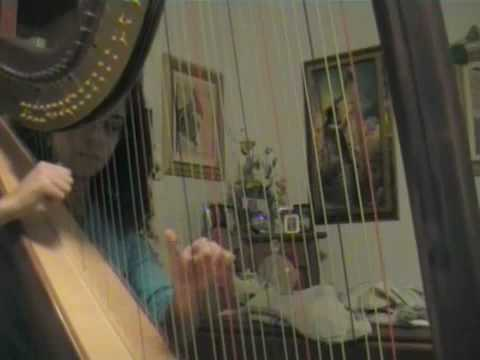 [Harp cover] Davy Jones - Pirates of the Caribbean