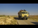 Video of the Syrian Army operations on the borders of Syria with Jordan and.mp4