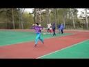 Чемпионат по лёгкой атлетике и футболу. Железногорск, 2018.