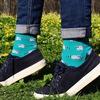 Стильные цветные носки | KRUMPY | KingKit
