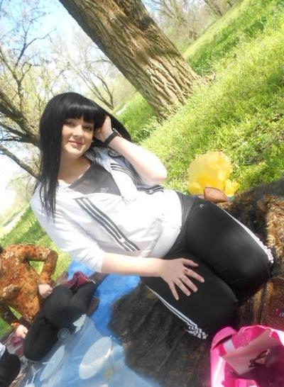 Анастасия Шульженко, 22 апреля 1990, Курган, id189561052