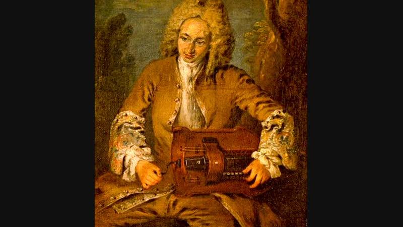 Esprit-Philippe Chedeville (1696 - 1762 ) - Il Pastor Fido - Sonate n°1 - L`art de la vielle à roue