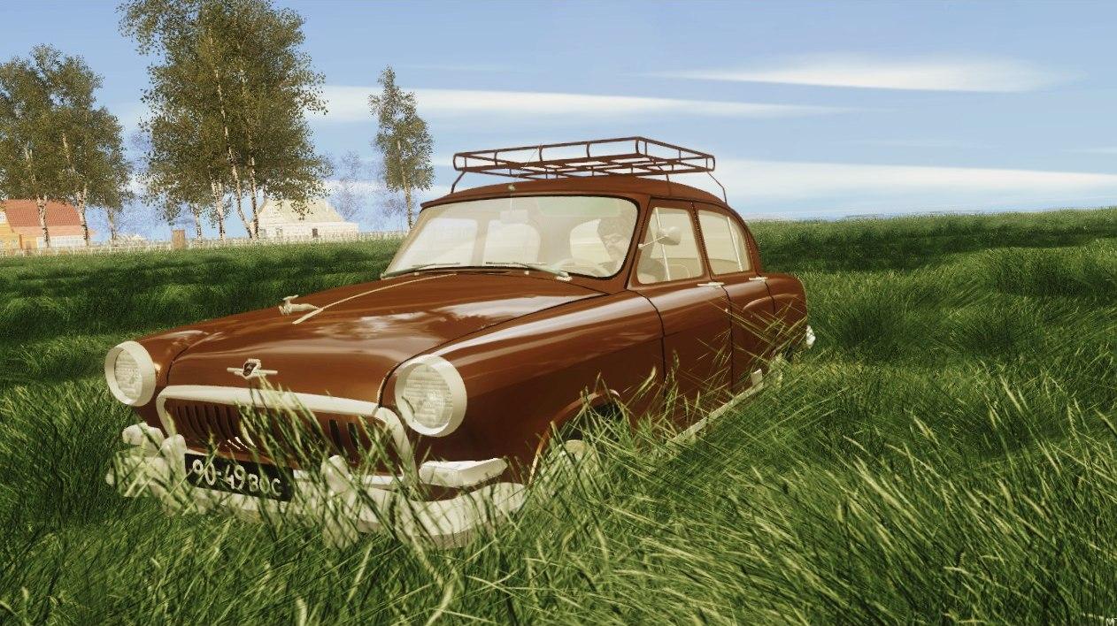 ГАЗ-21 Волга. Вторая серия