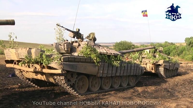 НКН. В ЛНР произошло танковое сражение с украинскими оккупантами