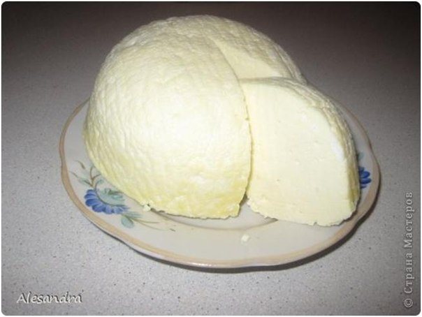 Сыр сулугуни в домашних условиях видео