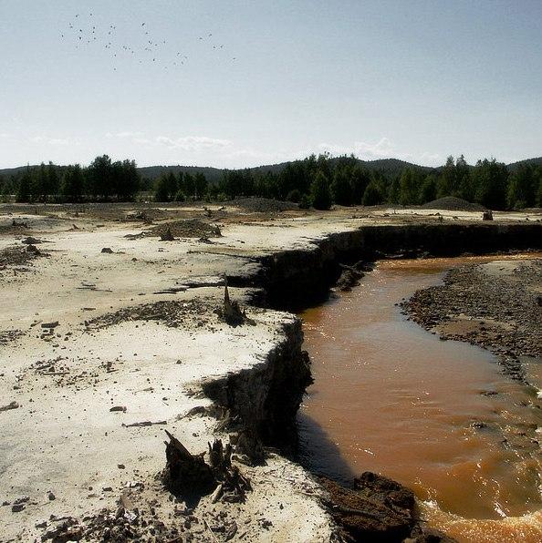 нет добыче никеля - против никеля - не дадим отравить наши реки!