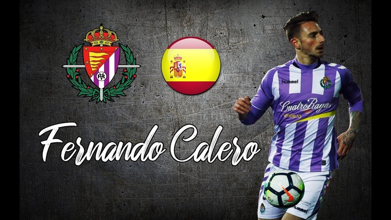 Fernando Calero ● Skills , Defending Skills , Tackles ●│2018 - 2019│►HD