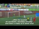 Extraordinary backflip penalty in Russian