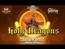 HOLY DRAGONS live at Gibson Players Ball, Hard Rock Cafe Almaty (30th Nov. 2016)