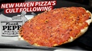 Does New Haven Serve the Best Pizza in America Frank Pepe's Cult Following