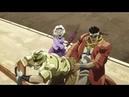 Avdol and Joseph get Stuck Together Jojo's Bizarre Adventure