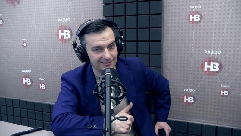 """Кандидат у президенти Дмитро Гнап про вибори та премію """"Слідства. Інфо"""""""