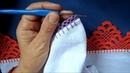 Bico em Croche - 130 - PARA CANHOTO(A)