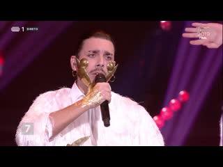Conan Osíris - Telemóveis евровидение 2019 Португалия Eurovision Portugal