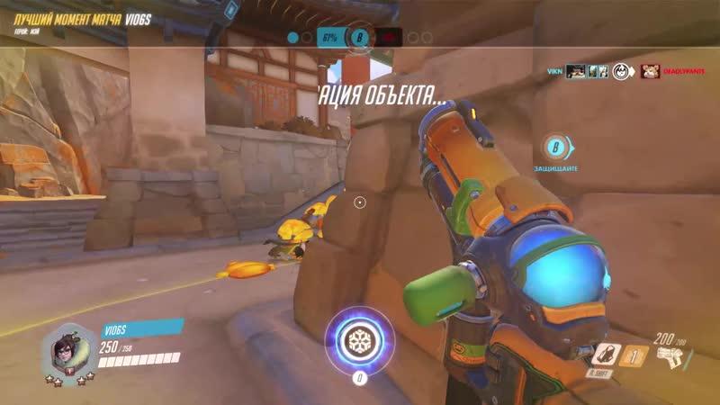 Когда на снайперах ты плох, зато на других персонажах хорошо снайперишь