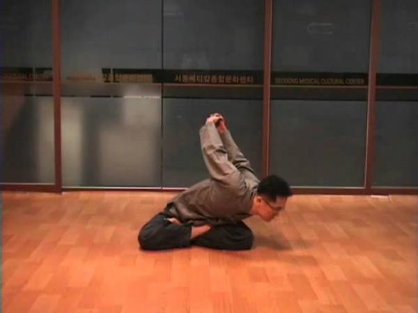 기혈순환유통법, 기혈순환체조 (국선도 준비운동, 명상 전 스트레칭) 마음편 한의원 / Kouksundo martial art warming-up exercises
