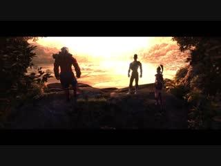 Сила девяти Богов (2018) Трейлер