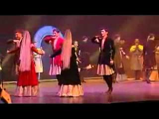 Georgian Legend: Erisioni-Dance Davluri & Kartuli